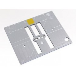 Needle plate for needle punch tool models 180 185 200 730