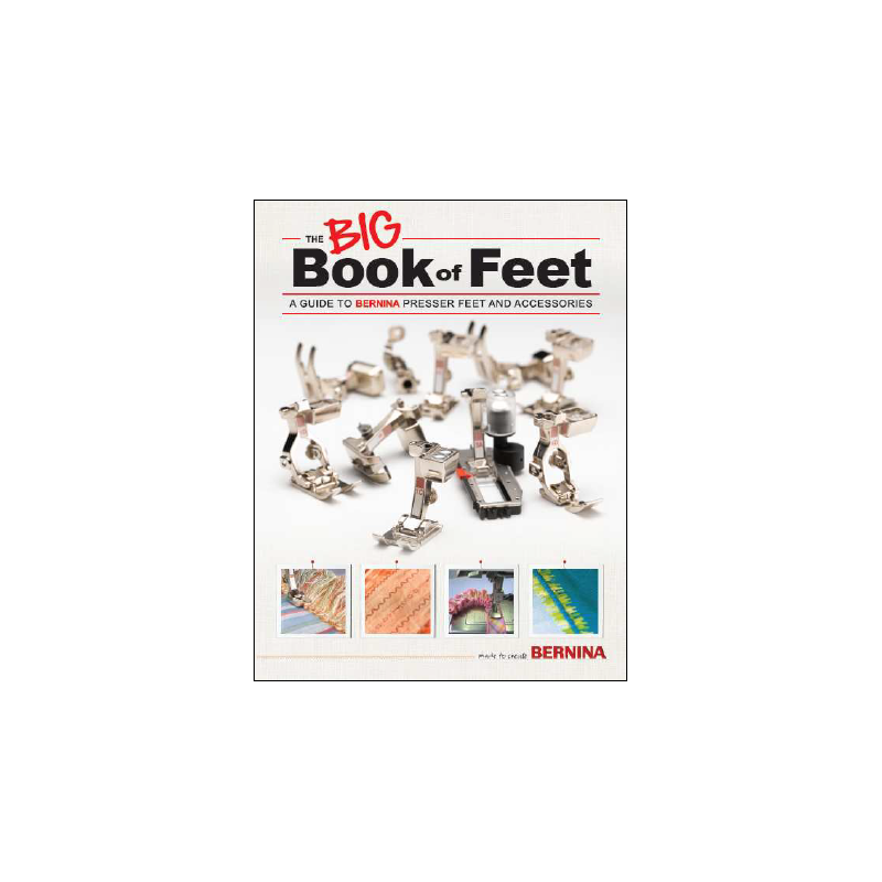 Bernina Big Book of Feet