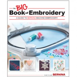 Bernina Big Book of Embroidery