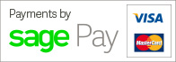Secure payment with Sage Pay